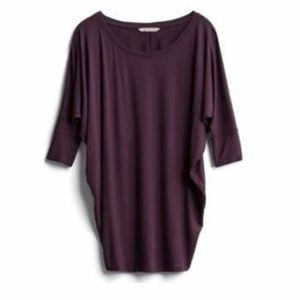 41 Hawthorn Queensland Dolman Jersey Top Purple M